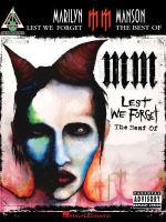 Marilyn Manson - Lest We Forget : The Best of