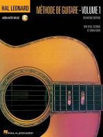 Hal Leonard Methode de Guitare : Volume 1 - Will Schmid
