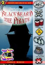 The Mystery of Blackbeard the Pirate - Carole Marsh