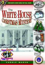 The White House Christmas Mystery - Carole Marsh
