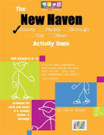 The New Haven County Connecticut Activity Book - Carole Marsh