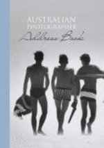 Australian Photographer - Address Book : Little Book Series - The National Library of Australia
