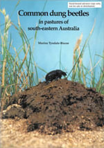 Common Dung Beetles in Pastures of South-eastern Australia - M Tyndale-Biscoe