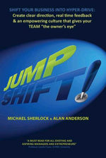 Jumpshift! : How to Plan, Strategise and Execute for Business Success - Michael Sherlock