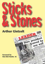 Sticks and Stones - Arthur Gietzelt