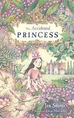 The Accidental Princess - Jen Storer