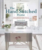 The Handstitched Home - Caroline Zoob