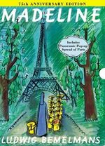 Madeline 75th Anniversary Edition : Madeline (Hardcover) - Ludwig Bemelmans