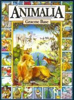 Animalia : Viking Kestrel picture books - Graeme Base