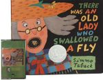 There Was an Old Lady Who Swallowed a Fly - Pam Adams