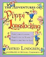 The Adventures of Pippi Longstocking - Astrid Lindgren