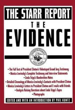 Evidence : The Starr Report - Pocket Books