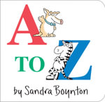 A to Z - Sandra Boynton