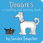 Doggies :  A Counting and Barking Book - Boynton