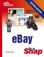 eBay in a Snap : In a Snap - Preston Gralla
