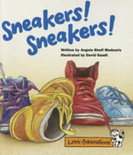 Celebrate Reading! Grade 1 Sneakers Sneakers - Angela Shelf Medearis