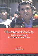 The Politics of Ethnicity : Indigenous Peoples in Latin American States - David Maybuty-Lewis