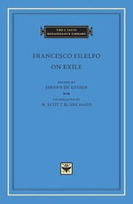 On Exile : The Quest to Crack an Ancient Code - Francesco Filelfo