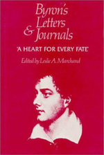 Burons Letters & Journals - A Heart for Every Fate 1822-1823 V 10 (Cobe) : Byron's Letters and Journals - Lord George Gordon Byron