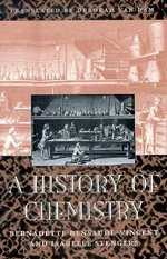 A History of Chemistry - Bernadette Bensaude-Vincent