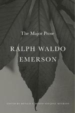 Ralph Waldo Emerson - Ralph Waldo Emerson