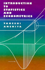 Introduction to Statistics and Econometrics - Takeshi Amemiya