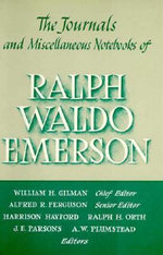 The Journals and Miscellaneous Notebooks : 1847-48 v. 10 - Ralph Waldo Emerson