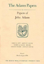 Papers of John Adams : Aug.1776-July 1778 v. 5-6 - John Adams
