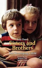 Sisters and Brothers - Judy Dunn