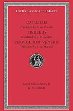 Works : WITH Works AND Pervigilium Veneris - Albius Tibullus