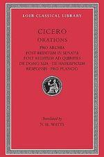 Pro Archia : Loeb Classical Library - Marcus Tullius Cicero
