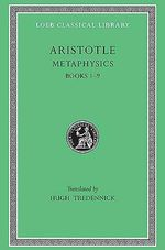 Metaphysics : Bks.1-9 - Aristotle