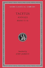 The Annals : Bk. 13-16, v. 5 - Tacitus
