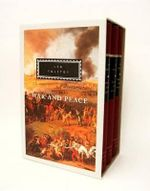 War and Peace :  3-Volume Boxed Set - Leo Tolstoy