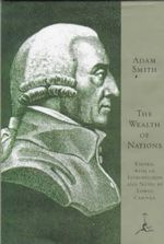 Wealth of Nations : Modern Library - Adam Smith