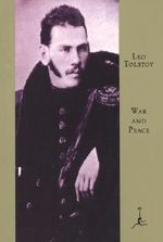 War and Peace : Modern Library (Hardcover) - Leo Tolstoy