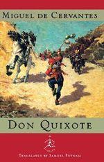 Don Quixote : Modern Library (Hardcover) - Miguel de Cervantes Saavedra