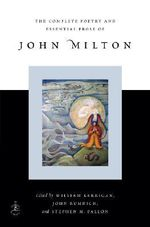 Complete Poetry and Essential Prose of John Milton - John Milton