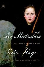 Les Miserables : Modern Library (Hardcover) - Victor Hugo