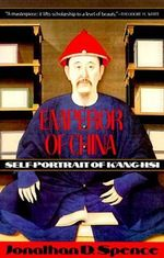 Emperor of China : Self-Portrait of K'Ang-Hsi - Emperor of China K ang-hsi