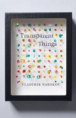 Transparent Things : Vintage International (Paperback) - Nabokov, Vladimir Vladimirovich