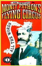 Monty Pythons Flying Circus Vol 1 # : Monty Python's Flying Circus Ser. - Graham Chapman