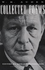 Collected Poems :  Auden - W. H. Auden