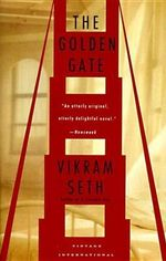 The Golden Gate : A Novel in Verse - Vikram Seth