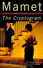 The Cryptogram : Vintage - David Mamet