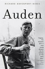 Auden : Passengers, Sailors, Shipbuilders, Aristocrats, an... - Richard Treadwell Davenport-Hines