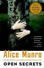 Open Secrets : Stories - Alice Munro