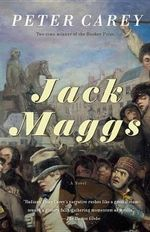 Jack Maggs - Peter Stafford Carey