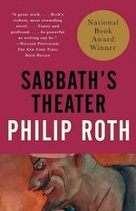 Sabbath's Theater : Sabbath's Theater - Philip Roth