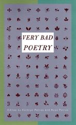 Very Bad Poetry - Kathryn Petras